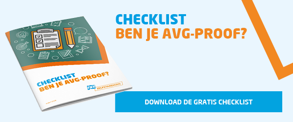 Download de gratis checklist 'ben je AVG-Proof?'